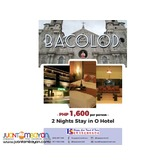 3D2N Bacolod Package