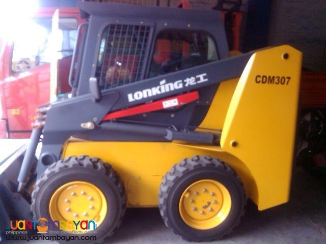 CDM307 Lonking Skid Loader Brand New