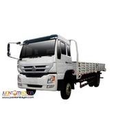 homan H3 cargo truck 17ft