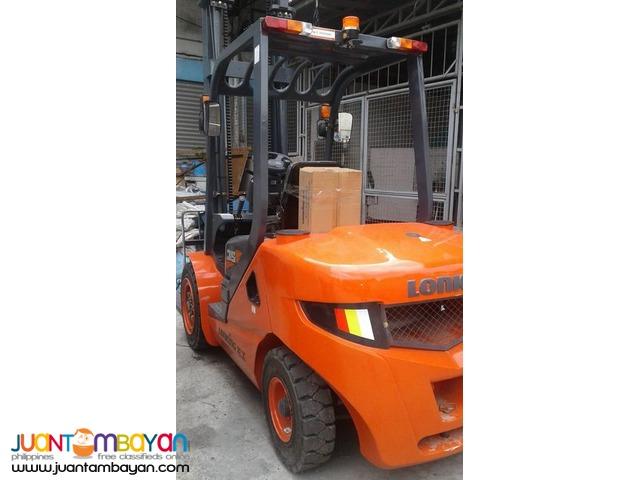 LG35DT Lonking Diesel Forklift 3.5Tons Brand New