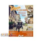 Vigan ~ The Ilocos Escapade