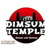 Dimsum Temple Food Cart 2018