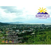 Sunnyville East Manor Lot for Sale near Taguig Makati