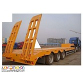 Tri-Axle Lowbed