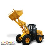 wheel loader CDM843