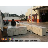 )) 3-Drawer *Mobile Pedestal-Office Partition-