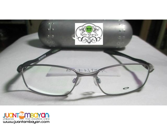 d411741b2bc ... OAKLEY BLENDER 6B EYEGLASSES - OAKLEY PRESCRIPTION FRAME ...
