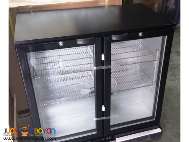 2 Door Undercounter Beverage Chiller