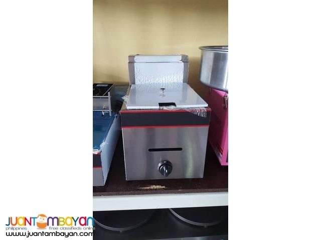 Single Gas Fryer (6 liters)