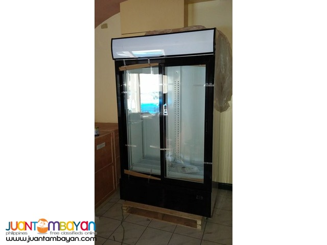 2 Door Upright Display Chiller