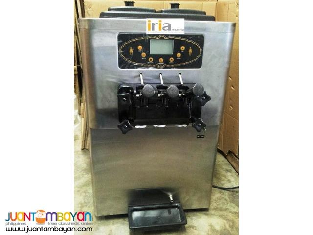 SOFT ICE CREAM MACHINE (Brand Sumstar)