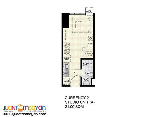 SPECTRUM IN ORTIGAS PRE-SELLING CONDO STUDIO TYPE 24K MONTHLY