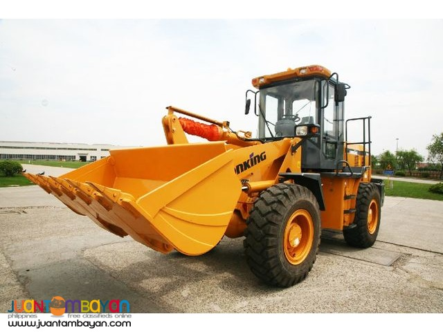 Brand New! Lonking CDM835 Wheel Loader