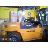 Brand New! Lonking LG70DT Diesel Forklift 7 Tons