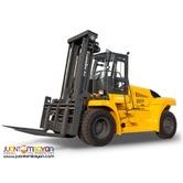 Brand New! Lonking LG160DT Diesel Forklift 16 Tons