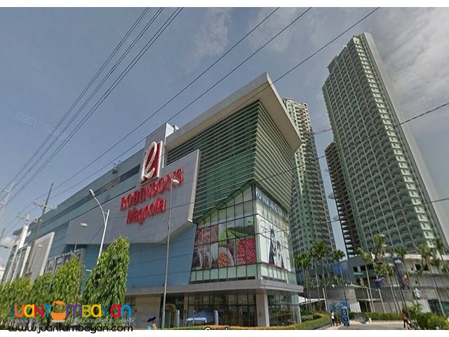 1BR 36.5 SQM ROBINSONS MAGNOLIA RESIDENCES PRE-SELLING TOWER D