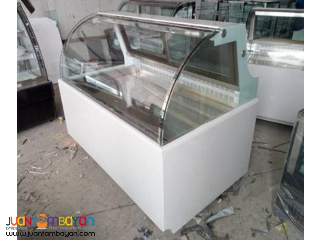 DISPLAY CHILLER FOR MEAT, CAKES OR CHOCOLATES