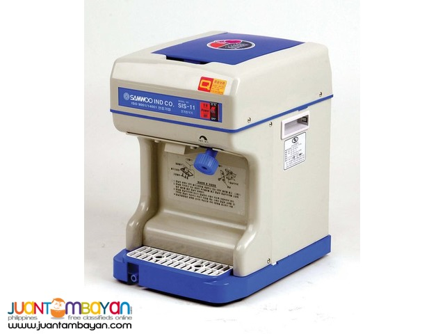 ICE CRUSHER (Korean Brand)