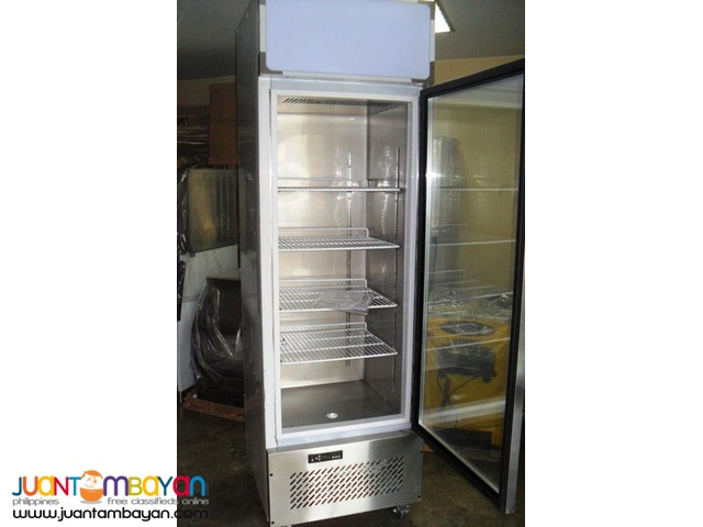 1 DOOR UPRIGHT DISPLAY FREEZER