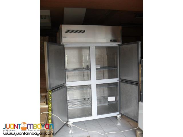 4 Door Upright Cabinet Chiller