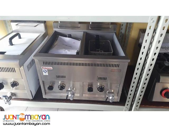 High Quality Gas Deep Fryer