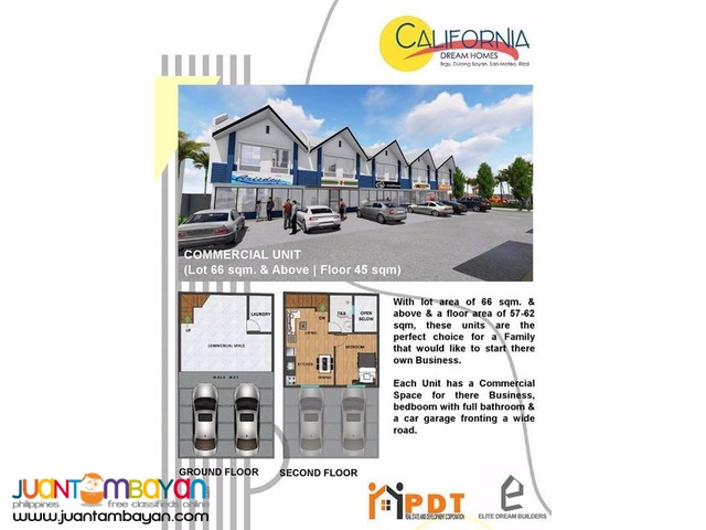 Affordable House and Lot near Quezon City
