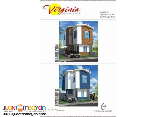 Single Attached Unit : Affordable House and Lot for your FAMILY