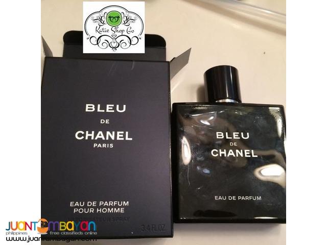 Authentic Perfume Bleu De Chanel Perfume Taytay Katie Shop Go