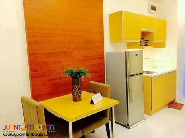 1BR Condo Unit in Valenzuela City near Fatima University