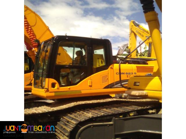 BRAND NEW! LONKING CDM6235 BACKHOE EXCAVATOR 0.4 CUBIC LONG ARM