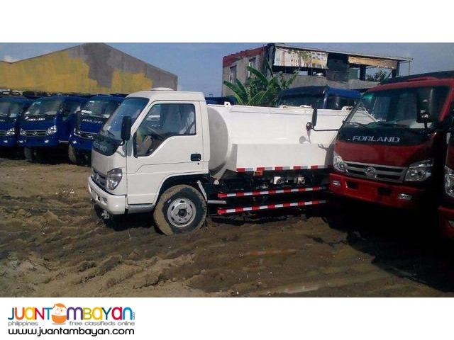 6 Wheeler Water Truck 4000L
