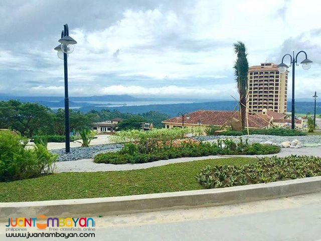 Splendido Taal and Country Club Lot For Sale