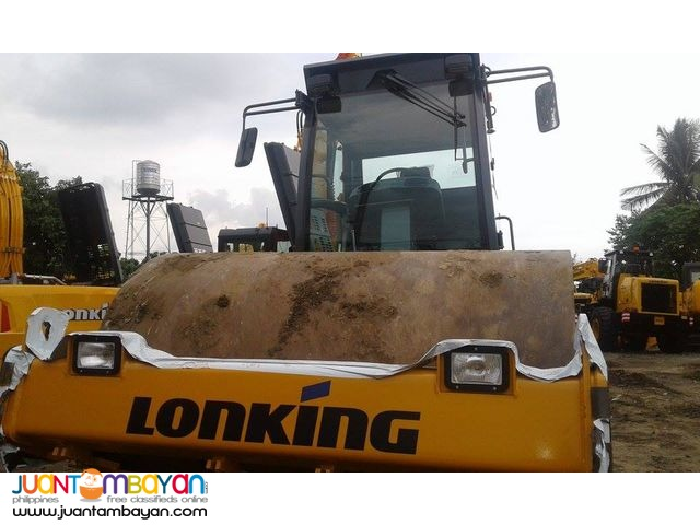 CDM510B Lonking Road Roller / Pizon 10Tons New