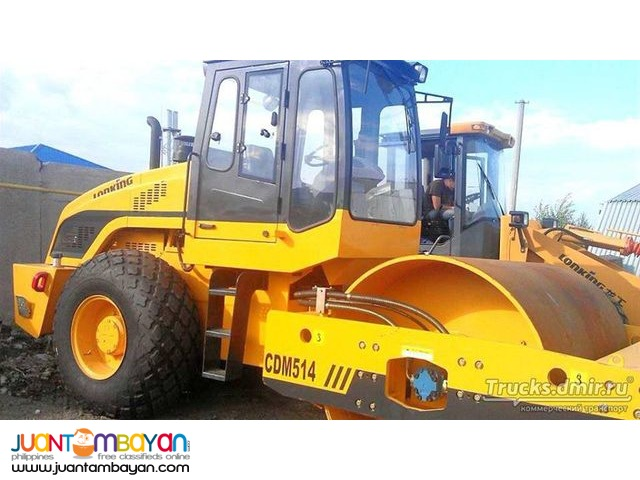 CDM514B Lonking Road Roller / Pizon 14Tons Brand New