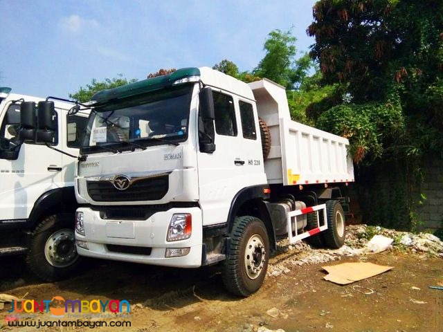 6 Wheeler Mini Dump Truck 4.5m