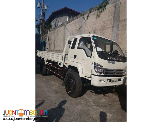 6 Wheeler Cargo Dropside (25feet)