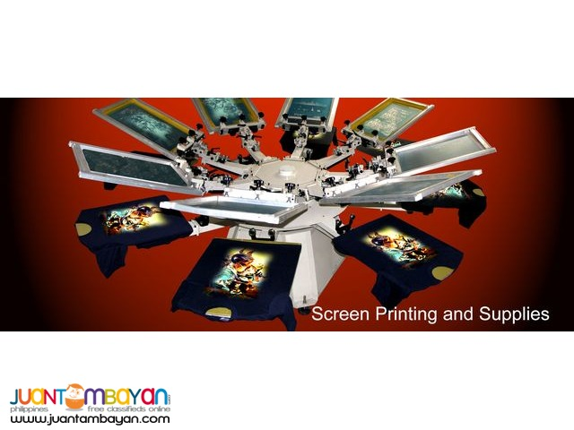 PRINTING SERVICES AND SUPPLIES