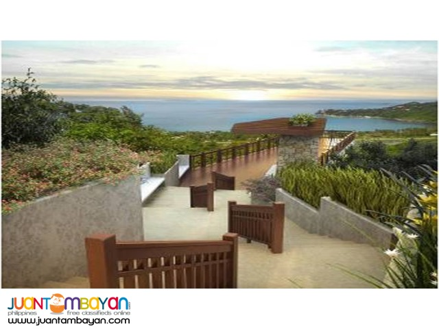 lot for in terrazas de punta fuego  nasugbu batangas