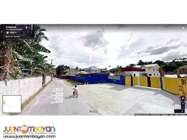 BF CITY HOMES 2 along barangay road Buhisan Labangon, Cebu City
