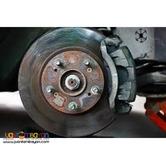 Brake Calipers Rotor Repair Cleaning Stuck