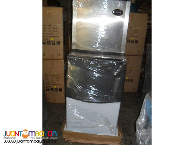 ICE CUBE MAKER 250KG per 24hrs