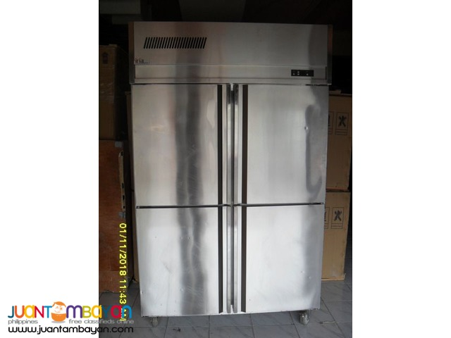 4 Door Combination Freezer / Chiller