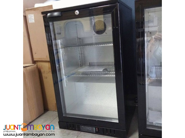1 DOOR UNDERCOUNTER DISPLAY CHILLER