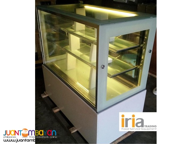 CAKE CHILLER JAPANESE STYLE SHOWCASE 4FT