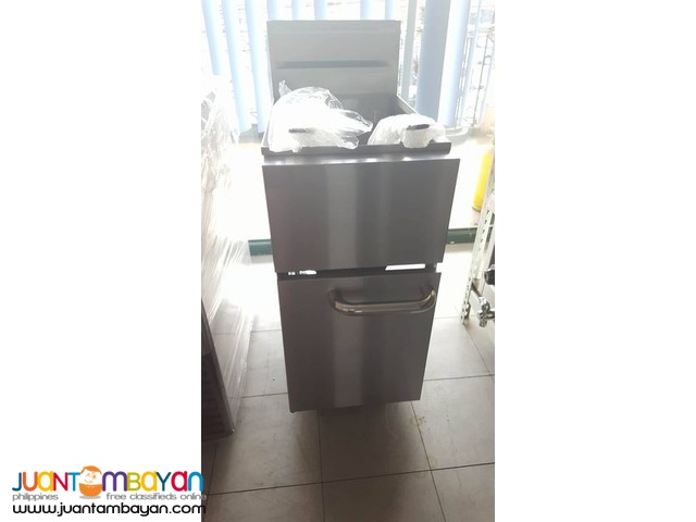 High Quality Gas Deep Fryer (30L)
