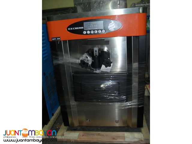 Soft Ice Cream Machine (1 nozzle)