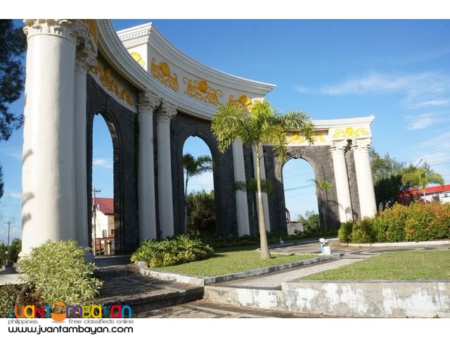 Lot For Sale in Royale Tagaytay Estates Phase 1