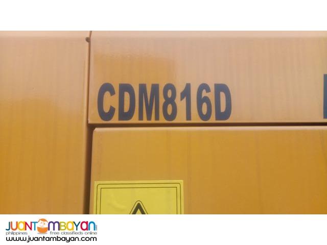 CDM816 Wheel Loader Lonking