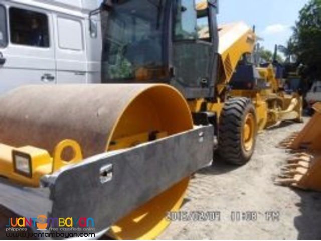 PT YZ7G 7Tons Road Roller Brand New