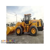 CDM856 Wheel Loader (Weichai Engine)